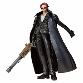 One Piece Figuarts ZERO Statue Shanks [Strong World]