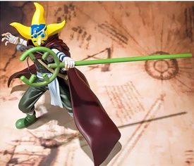 One Piece Figuarts ZERO Statue Sogeking Battle Version
