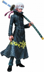 One Piece Figuarts ZERO Statue Trafalgar Law [7 Warlords Version] Pre-Order ships July