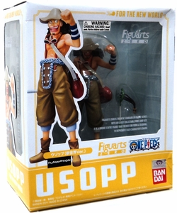 One Piece Figuarts ZERO Statue Usopp [New World Version]