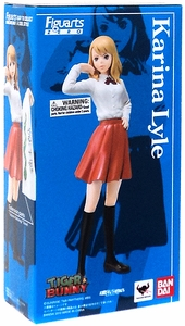 Tiger & Bunny Figuarts ZERO Exclusive Statue Karina Lyle [Blue Rose]