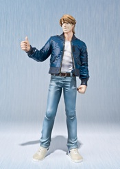 Tiger & Bunny Figuarts ZERO Exclusive Statue Keith Goodman [Sky High]