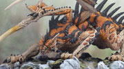 McFarlane Toys Dragons Series 6 Action Figure Hunter Dragon Clan
