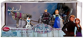 Disney Frozen Exclusive Playset Anna & Kristoff Sleigh