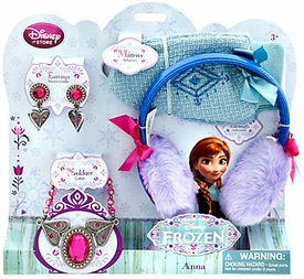 Disney Frozen Exclusive Costume Accessory Set Anna