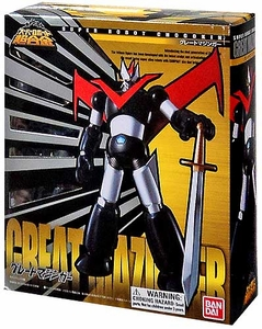 Mazinger Z Super Robot Chogokin 6 Inch Action Figure Great Mazinger Z