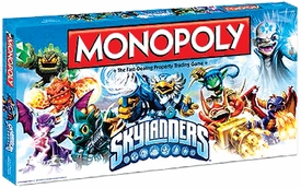Monopoly Board Game Set Skylanders