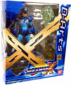 Mega Man X D-Arts Action Figure Mega Man