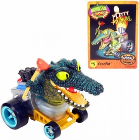 Monster 500 Trading Card & Large Car Figure Crocpot