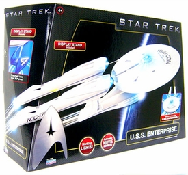 Star Trek Movie Playmates Vehicle Starship USS Enterprise [Lights & Sounds]
