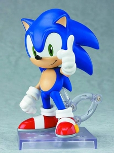 Sonic the Hedgehog Nendoroid 4 Inch Action Figure Sonic Pre-Order ships April