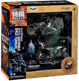 Batman Dark Knight Revoltech #043 Sci-Fi Batmobile Tumbler