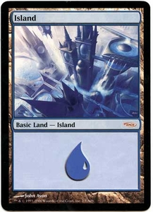 Magic the Gathering Arena Promo Card #2 Island