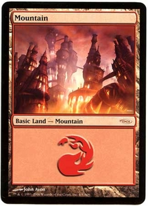 Magic the Gathering Arena Promo Card #4 Mountain