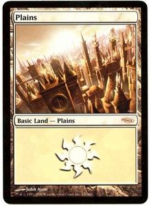 Magic the Gathering Arena Promo Card #1 Plains