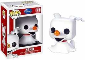 Funko POP! Nightmare Before Christmas Vinyl Figure Zero Pre-Order ships May