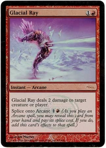 Magic the Gathering Other Promo Card #8 Glacial Ray [Arena Foil]