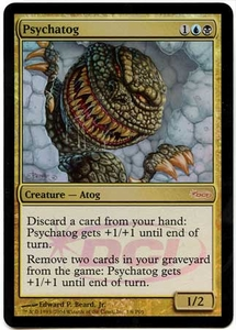 Magic the Gathering Other Promo Card #1 Psychatog [Player Rewards]