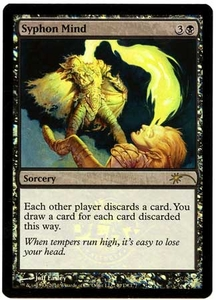 Magic the Gathering Other Promo Card #40 Syphon Mind [Player Rewards]