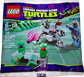 LEGO Teenage Mutant Ninja Turtles Set #30270 Kraang's Laser Turret [Bagged]