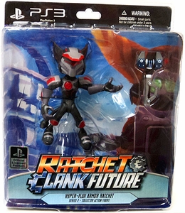 DC Direct Ratchet and Clank Future Series 2 Action Figure Hyper-Flux Arm Ratchet
