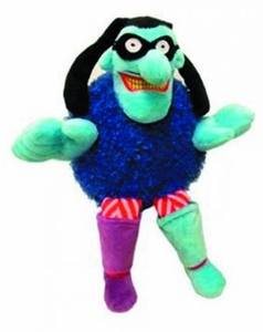 Beatles Yellow Submarine Plush Blue Meanie  Pre-Order ships March