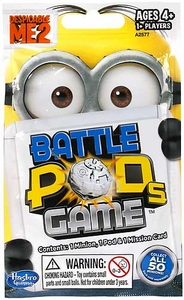 Despicable Me 2 Battle Pods Game Mystery Pack [1 Minion, 1 Pod & 1 Mission Card]