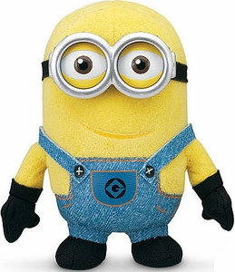 Despicable Me 2 Plush 5 Inch Figure Minion Dave