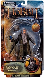 Hobbit: Desolation of Smaug 6 Inch Collector Action Figure Radagast