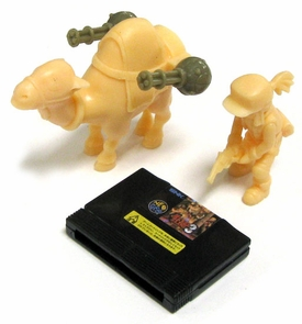 Metal Slug Neo Geo Takara Tomy A.R.T.S Multi-Part Gashapon Model Camel Slug