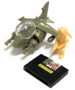 Metal Slug Neo Geo Takara Tomy A.R.T.S Multi-Part Gashapon Model Slug Flyer
