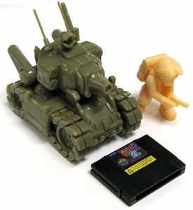 Metal Slug Neo Geo Takara Tomy A.R.T.S Multi-Part Gashapon Model Super Vehicle Metal Slug 001/II Version 2