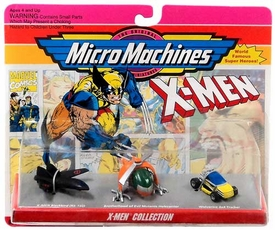 Micro Machines X-Men Collection