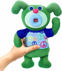SingAMaJigs Plush Doll Figure LIME [