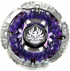 Beyblades Metal Fusion CUSTOM Battle Top LOOSE Jade Jupiter S130RB