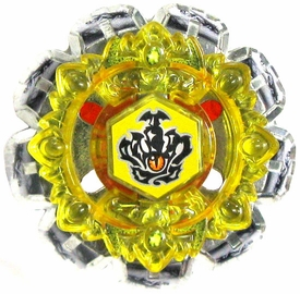 Beyblades Metal Fusion CUSTOM Battle Top LOOSE Divine Crown TR145D