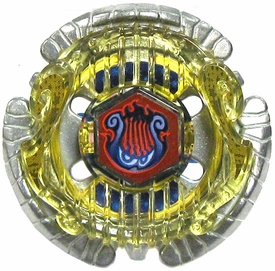 Beyblades Metal Fusion CUSTOM Battle Top LOOSE Torch Lyra 85SF