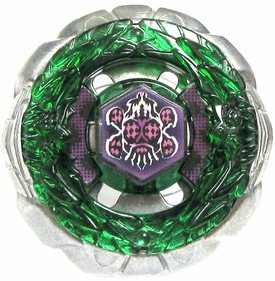 Beyblades Metal Fusion CUSTOM Battle Top LOOSE Bakushin Beelzub T125XF