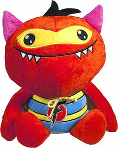 So So Happy 2011 SDCC San Diego Comic-Con Exclusive Plush Figure Fang Only 500 Made!
