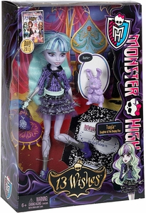 Monster High 13 Wishes Deluxe Doll Twyla