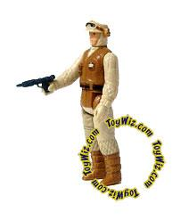 Star Wars 1980 Vintage Hoth Rebel Soldier Loose