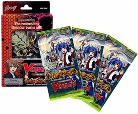 Cardfight Vanguard ENGLISH Trial Starter Deck Descendants of Marine Emperor Value Bundle [Trial Deck & 3 Breaker of Limits Boosters]