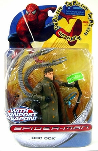 Spider-Man Hasbro Trilogy Action Figures Villains Wave Doc Ock