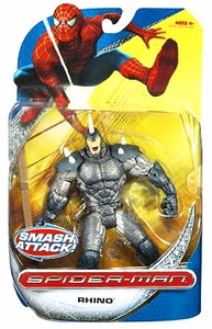 Spider-Man Hasbro Trilogy Action Figures Rhino