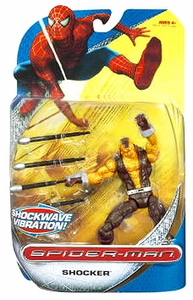 Spider-Man Hasbro Trilogy Action Figures Shocker