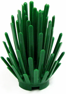 LEGO Terrain LOOSE Plant Green Scrub Brush