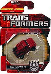 Transformers: Generations Minicons 2 Inch Action Figure Drivetrain [Pickup Truck]