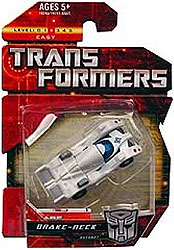 Transformers: Generations Minicons 2 Inch Action Figure Brake-Neck [Sports Race Car]
