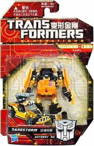 Transformers Generations Scout Action Figure Sandstorm