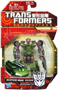 Transformers Generations Scout Action Figure Decepticon Brawl